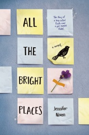 This book shines light on the importance of caring for those with mental health concerns. Theodore and Violet, both dealing with separate personal struggles, meet at the top of the school bell tower one night with the same plan to take their lives. But while an unlikely, beautiful friendship occurs between these characters, their struggles don't become easier.