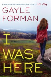 "The author of ""If I Stay"", which was recently adapted into a movie, presents her newest novel, I Was Here. After her best friend takes her own life, Cody travels to her college town to seek answers. But she doesn't expect to come across more questions, including an encrypted computer file and a boy who broke her best friend's heart."