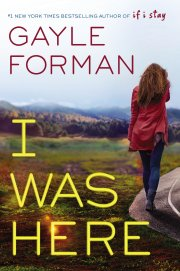 """The author of """"If I Stay"""", which was recently adapted into a movie, presents her newest novel, I Was Here. After her best friend takes her own life, Cody travels to her college town to seek answers. But she doesn't expect to come across more questions, including an encrypted computer file and a boy who broke her best friend's heart."""