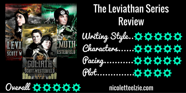 The Leviathan Series Flash Reviews