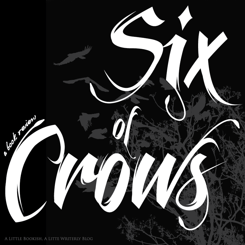 Six of Crows: Six of Crows by Leigh Bardugo (2015, Hardcover)
