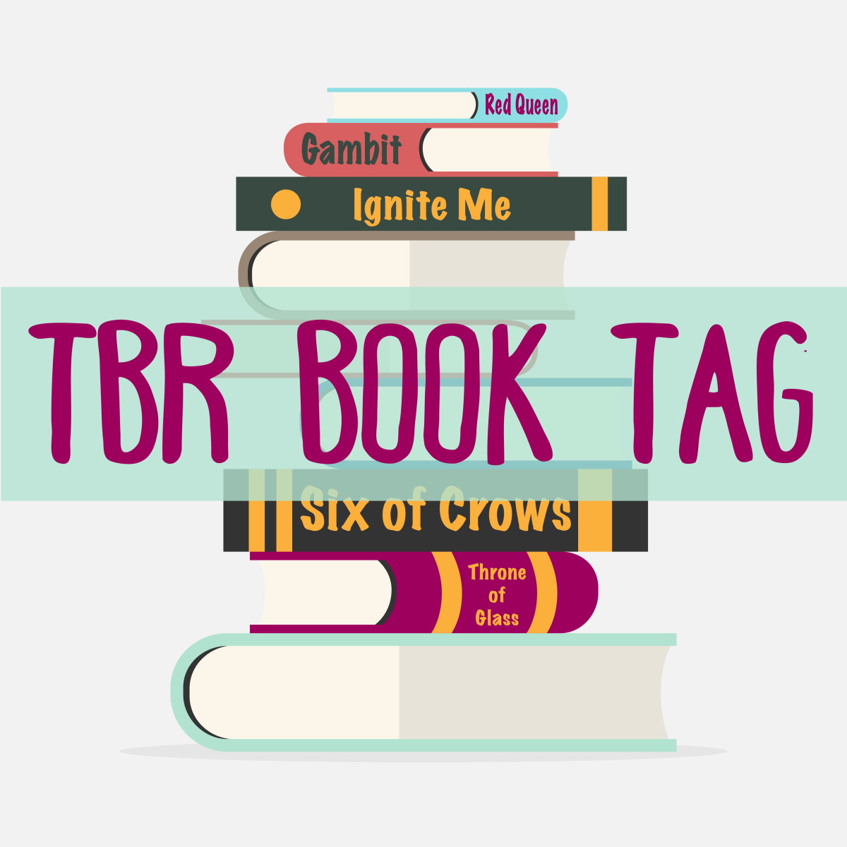 TBR Book Tag