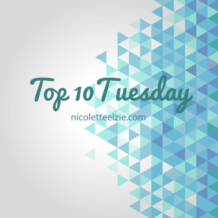 Top Ten Tuesday 3