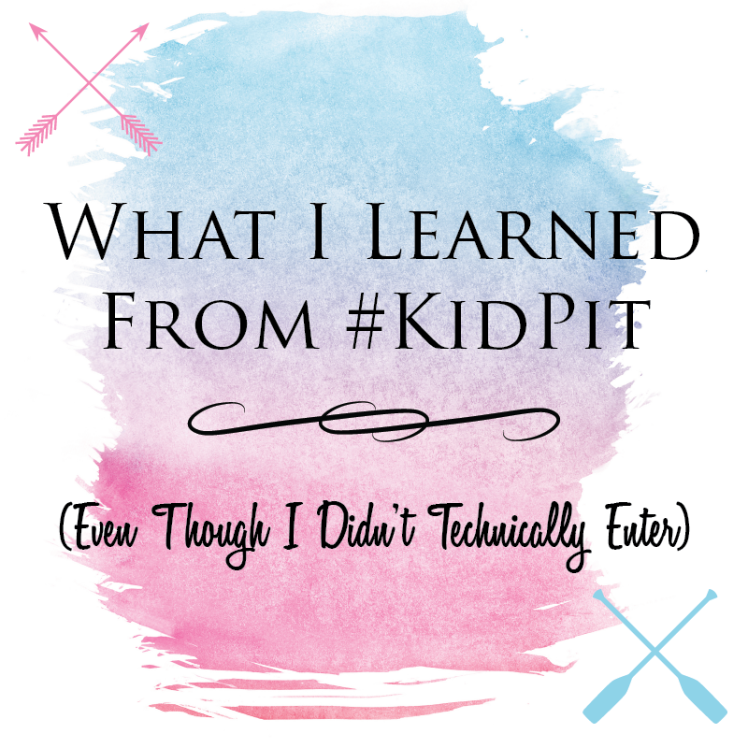 What I Learned From #KidPit-01