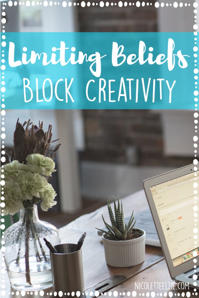 How Limiting Beliefs Block Creative Flow Pinterest