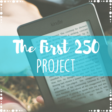 NicoletteElzie.com // The First 250 Project: Analyzing Bestsellers
