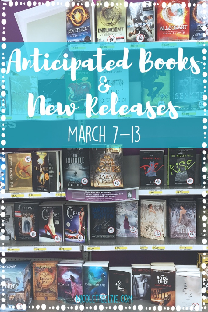 Anticipated Books and New Releases