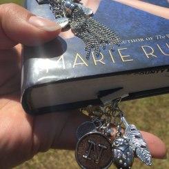 Nicolette's Charm Bookmark