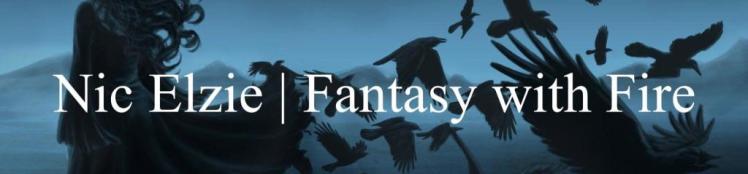 Nic Elzie Fantasy with Fire Banner